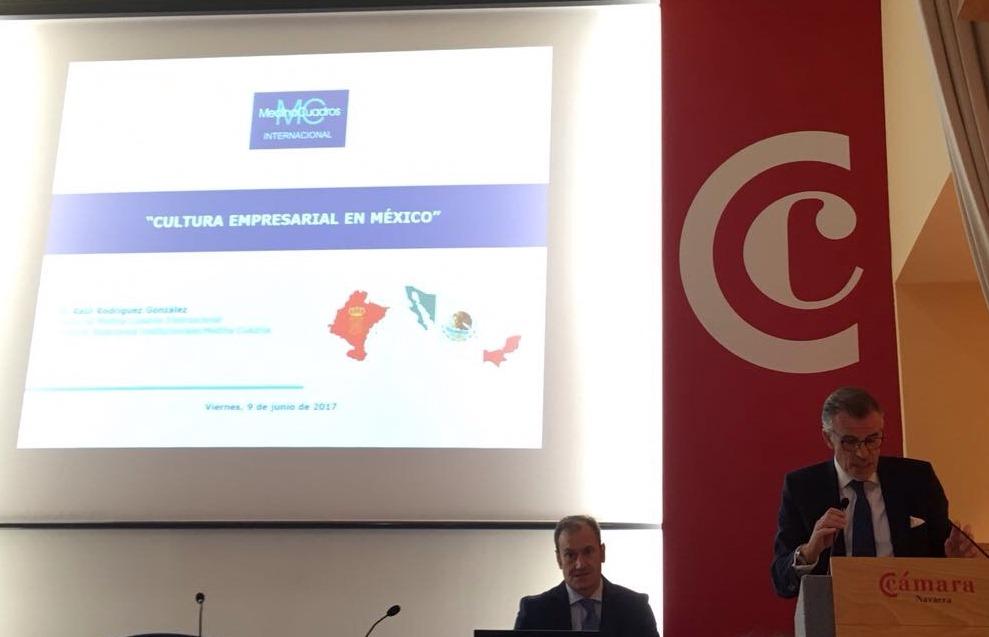 Raúl Rodríguez: «México, país de oportunidades para las empresas españolas»